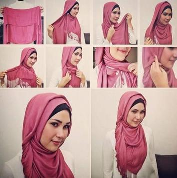 Hijab Style Fashion Guides screenshot 3