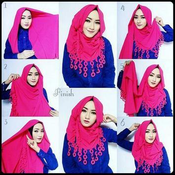 Hijab Styles 2017 screenshot 10