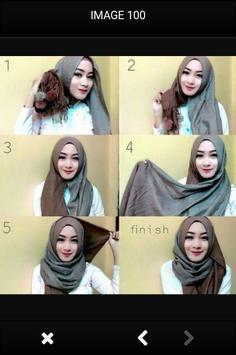 Hijab Styles 2017 screenshot 1