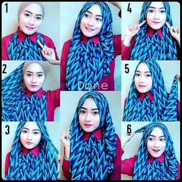 Hijab Styles 2017 screenshot 2