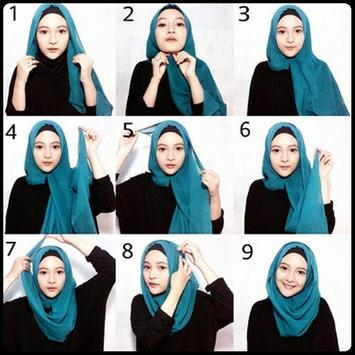 Hijab Styles 2017 screenshot 6