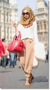 Hijab Style Fashion screenshot 1