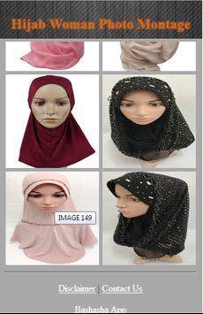 Hijab Woman Photo Montage screenshot 2