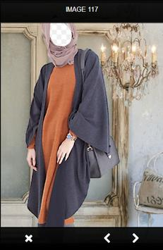 Hijab Woman Photo Montage screenshot 3