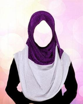 Hijab Woman Photo Montage screenshot 5