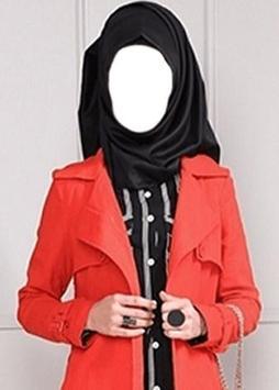 Hijab Woman Photo Montage screenshot 6