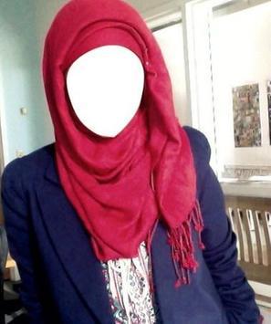 Hijab Woman Photo Montage screenshot 7