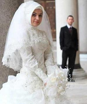 Hijab Wedding Couple Suit screenshot 5