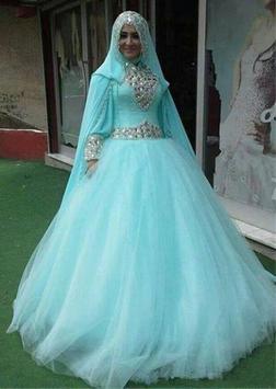 Hijab Wedding Dress screenshot 4