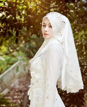 Hijab Wedding Dress screenshot 5