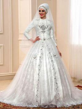 Hijab Wedding Dress screenshot 1