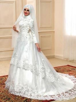 Hijab Wedding Dress screenshot 2