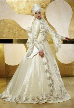 Hijab Wedding Dress screenshot 3