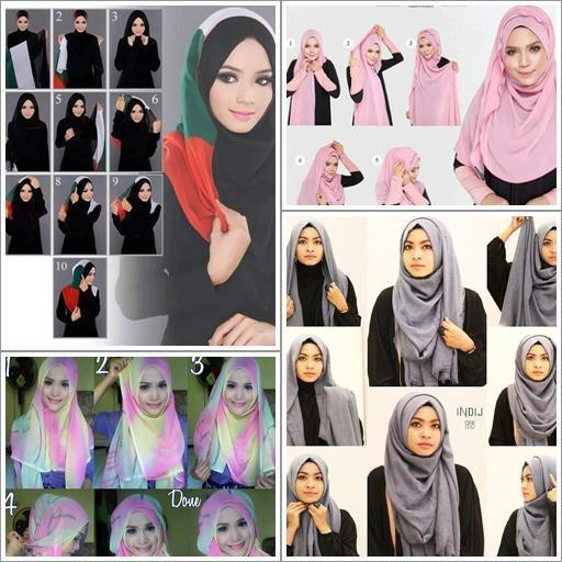 Complete Tutorial Hijab 2017 For Android Apk Download