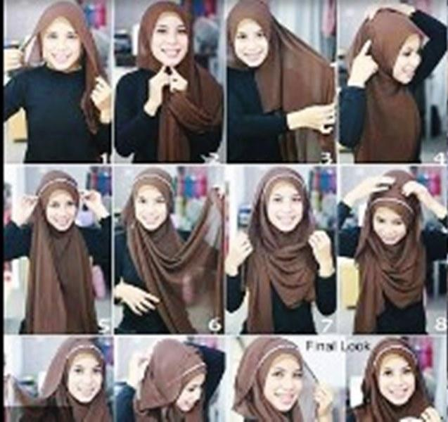 Hijab Tutorial Style 2017 For Android Apk Download