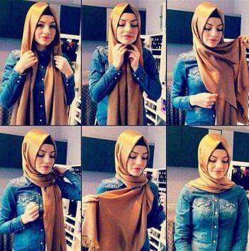 Hijab Turki Ideas poster