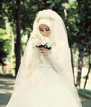Hijab Design For Weddings poster