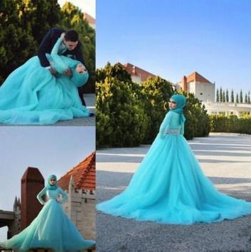 Hijab Design For Weddings apk screenshot