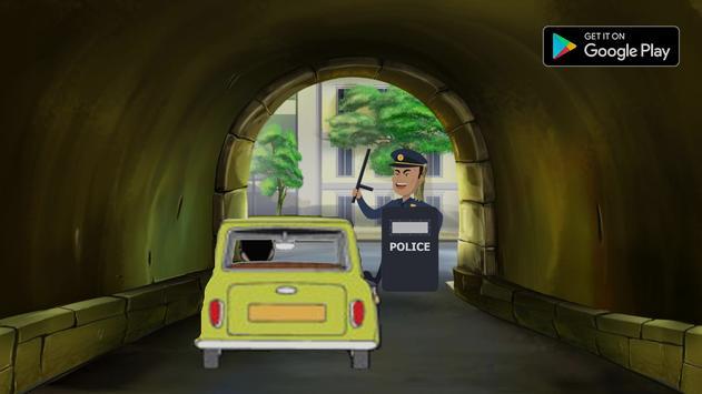 Car Racing Mr Bean apk screenshot