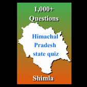 Himachal Pradesh State Quiz icon