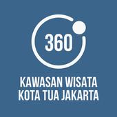 VR Kota Tua Jakarta icon