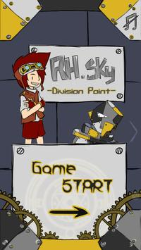 R.H sky-DivisionPoint poster