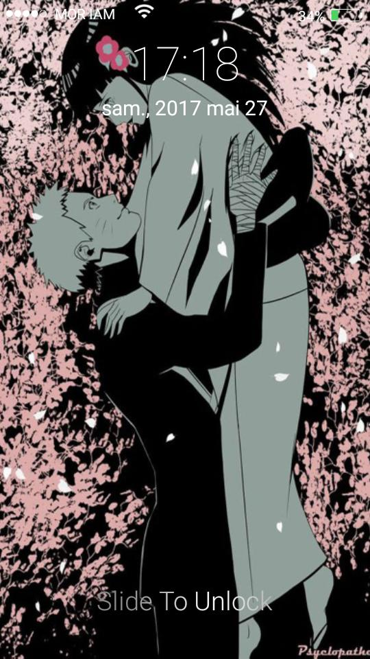 Naruto Hinata Wedding.Hinata For Naruto Lock Screen For Android Apk Download