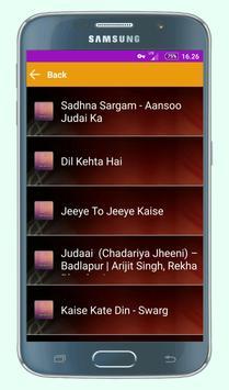 Hindi Sad Songs screenshot 2