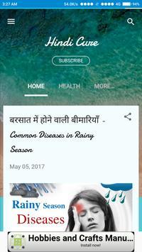 Hindi Cure poster