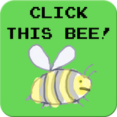 Click This Bee icon