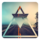 Hipster Live Wallpaper icon