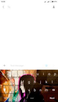 Hiruzen Sarutobi : Sandaime Hokage Keyboard apk screenshot