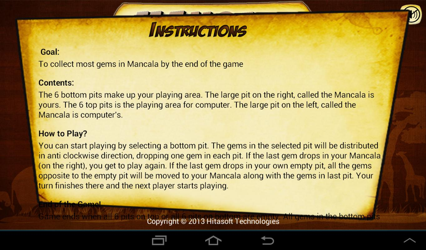Free Mancala Apk Download Free Puzzle Game For Android Apkpure