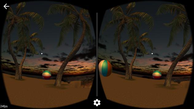Dusk Island VR poster