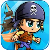 Boy Pirate Run icon