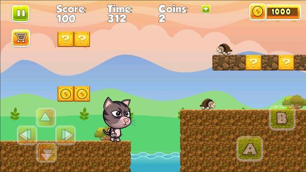 Tom Adventure World screenshot 1