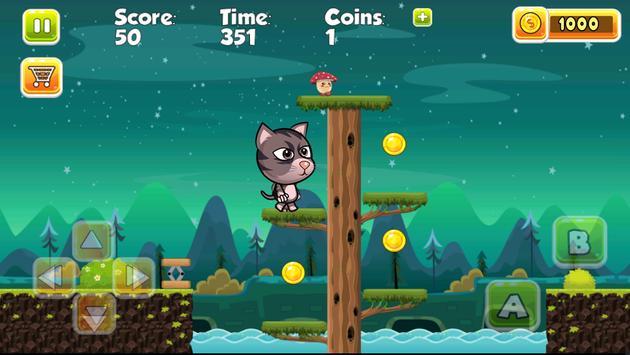 Tom Adventure World screenshot 2