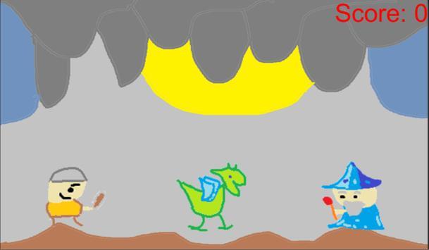 Tiny Dragon poster