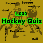 Hockey Quiz icon