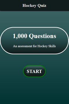 Quiz: Hockey screenshot 1