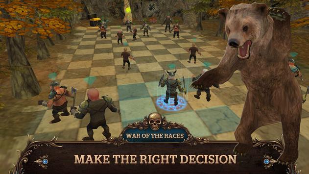 War of the Races : Online apk screenshot