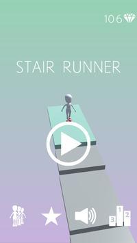 Stair Runner poster