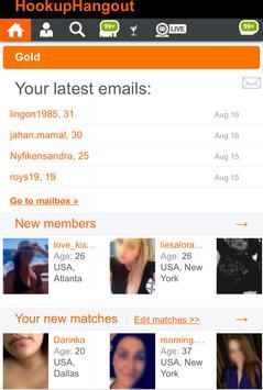 Adult dating apk screenshot