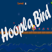 Hoopla Bird icon