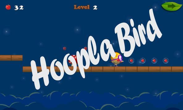 Hoopla Bird screenshot 2