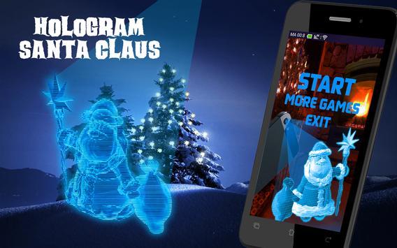 Hologram Santa Claus Ded screenshot 14