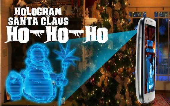Hologram Santa Claus Ded screenshot 1