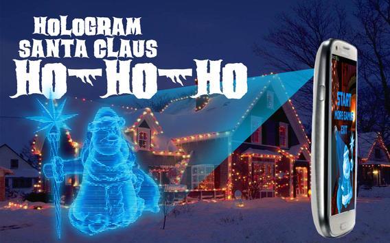 Hologram Santa Claus Ded screenshot 5