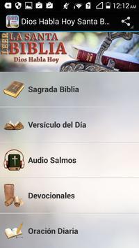 Dios Habla Hoy Santa Biblia ✞ screenshot 1