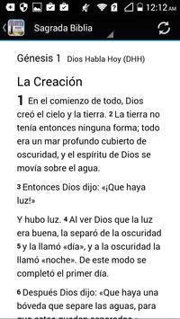 Dios Habla Hoy Santa Biblia ✞ screenshot 3